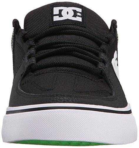 DC Skateboard Shoes LYNX VULC ADAM CIANCIARULO BLACK/GREEN