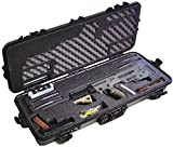 Case Club Pre-Made IWI Tavor Waterproof Rifle Case with Silica Gel & Accessory Box