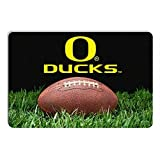 NCAA Oregon Ducks Classic Football Pet Bowl Mat, Large