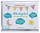 Baby : Little Sleepy Head Toddler Pillow Protectors (2-Pack)