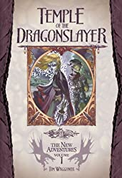 Temple of the Dragonslayer: Dragonlance: The New Adventures, Volume Three: 1