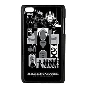 Harry Potter Hogwarts Crest FOR IPod Touch 4th TPUKO-Q-9A891076