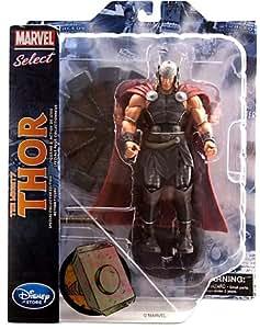 Amazon.com: Disney Marvel Marvel Select The Mighty Thor ...