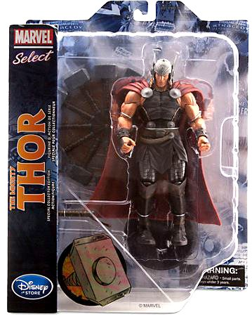 """Disney Marvel Marvel Select The Mighty Thor Exclusive 7"""" Action Figure"""