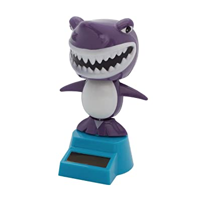 Streamline Shark Solar Dancer: Toys & Games