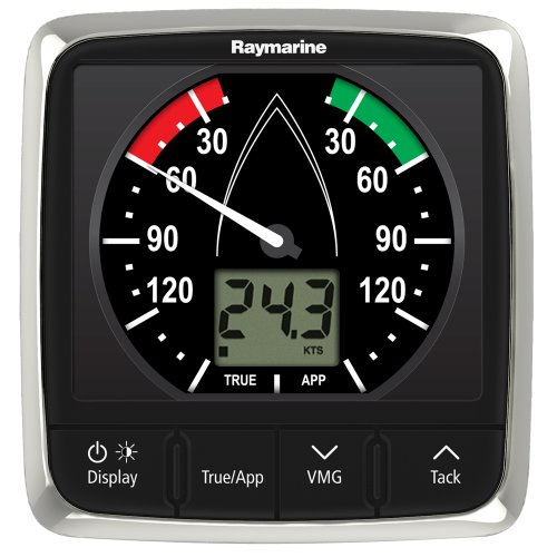 - Raymarine Instrument Wind I60 Display Only