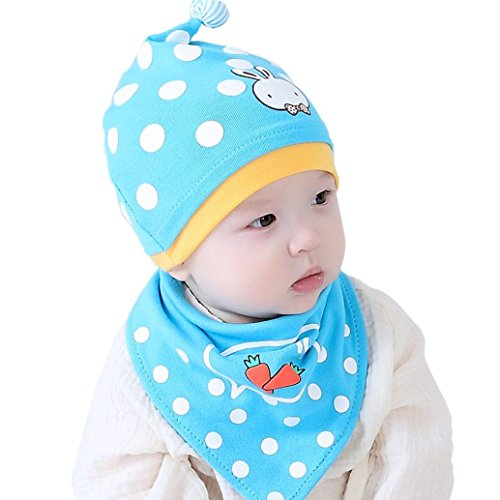 UMFun Baby Beanie For Boys Girls Cat Cotton Hat Children Print Hats (The Cat In The Hat Costume Pattern)