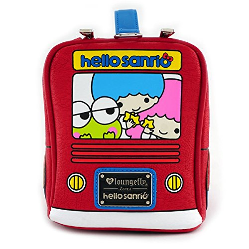 Bus Hello Crossbody Bag Loungefly Sanrio x qBwxOPp