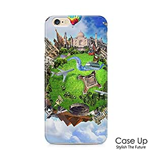 """Creative Design Series I Snap On Hard Phone Skin Case Cover for iPhone 6 (4.7"""") - I6ART1080"""