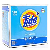 Tide Ultra Tide Professional with OXY Bleach, Powder Detergent, 140 Loads, 15.5 Lbs / 6.29 Kg
