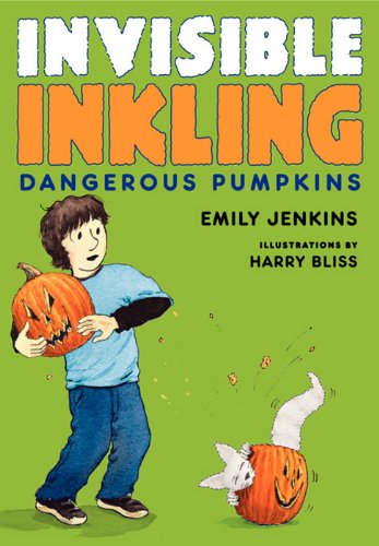 Invisible Inkling: Dangerous Pumpkins (English Edition)