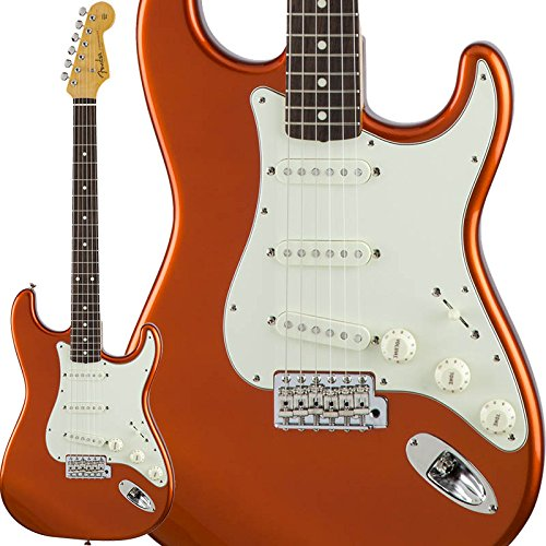 Fender Traditional 60s Stratocaster (Candy Tangerine) [Made in Japan] (Japan Import)