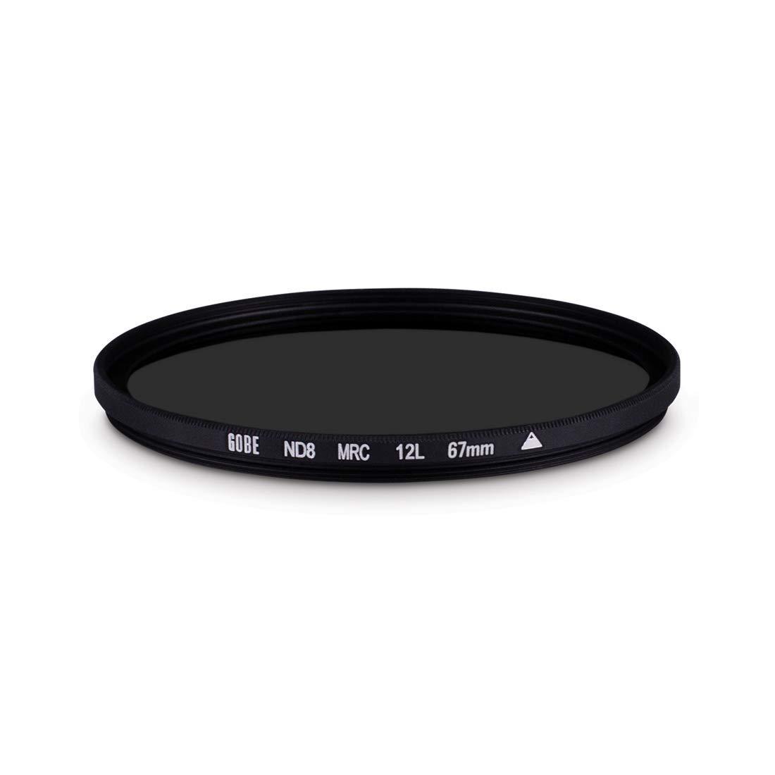 Gobe ND8 58mm MRC 12-layer ND Filter