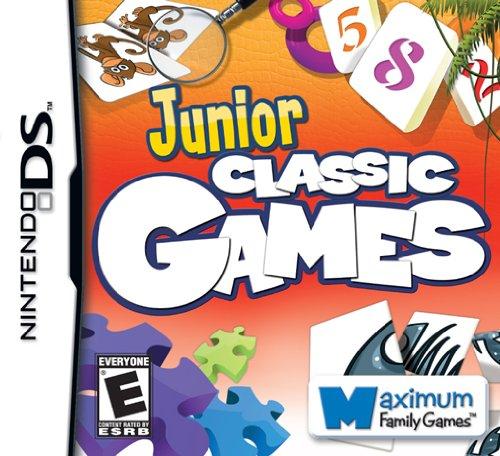 Junior Classic Games Nintendo DS product image