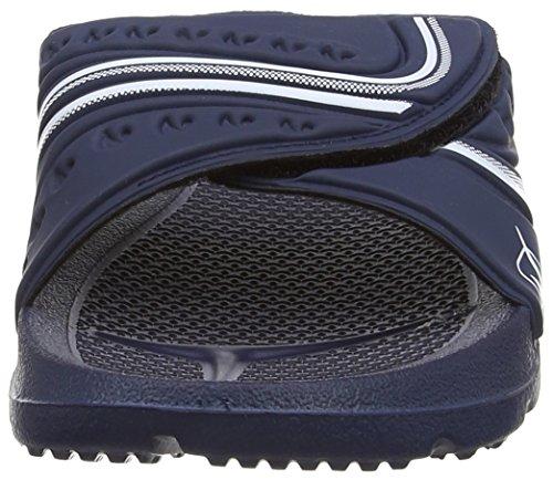 BOCKSTIEGEL® Steffi mulas Zapatillas fracasos zapatos piscina 36-41 Mujeres Blue