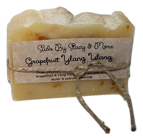 Ylang Ylang Coconut Bar Soap - 7