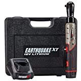 Earthquake 12V Max Lithium 3/8'' Cordless Xtreme Torque Ratchet Wrench Kit