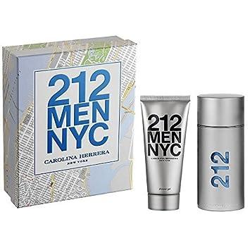 6ef40c15da Amazon.com : Carolina Herrera 212 2 Piece Men Gift Set, 3.4 Ounce : Fragrance  Sets : Beauty