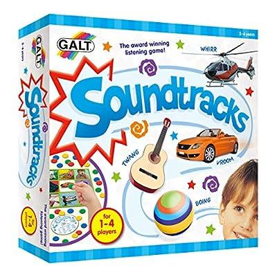 Galt Toys, Soundtracks, Sound Bingo Game: Toys & Games