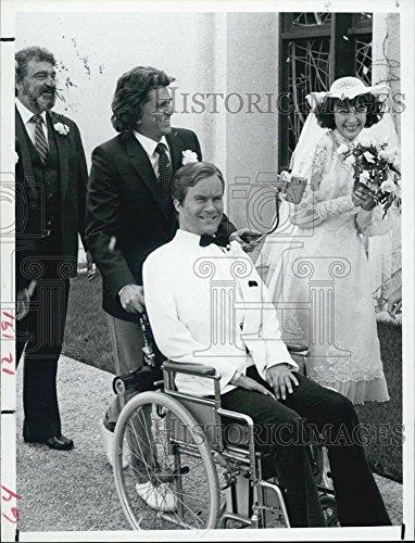 1985 Beseech Photo Jim Troesh Victor French Margie Impert Actors Highway To Heaven
