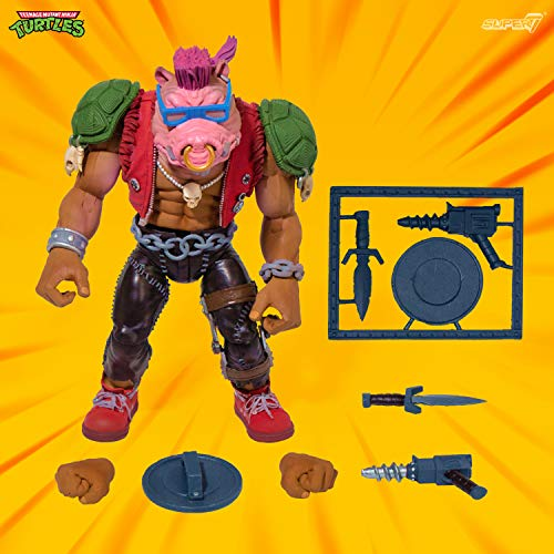 Super 7 TMNT Ultimates Wave 2: Bebop Action Figure