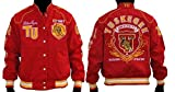 Big Boy Gear NEW Ladies Tuskegee University Airmen Sorority Style Twill Button Up Jacket (M)