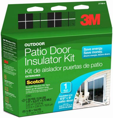 Outside Window Insulator Kit