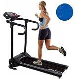 Fitnessclub Electric Motorized Treadmill Folding Running Gym Fitness Machine Home GYM