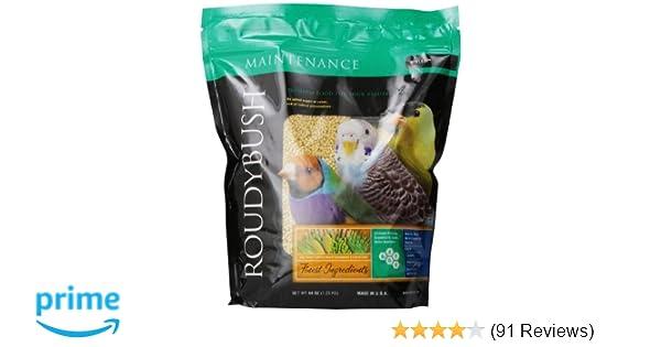 Bird Supplies Other Bird Supplies Qualified Roudybush Formula 3 1kg