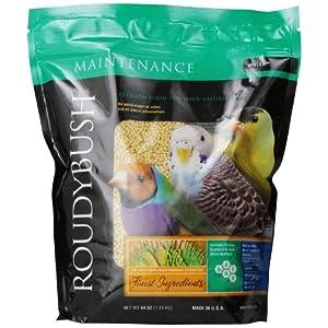 Roudybush Daily Maintenance Bird Food, Nibles, 44-Ounce 56