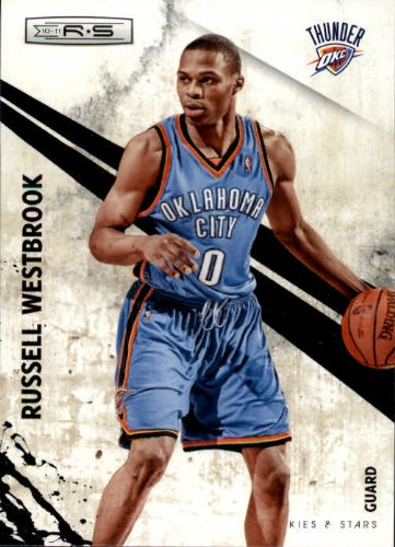 (2010 Rookies and Stars Basketball Card (2010-11) #78 Russell Westbrook Near Mint/Mint )