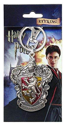 HARRY POTTER Gryffindor School Crest Pewter -