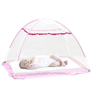 Amazon.com  Sealive Baby Bed Crib Tent Safety Mosquito Net Toddler Mattress Frame Mesh Netting Potable Travel Tents Cot Bedding Crib Cover to Keep Baby ...  sc 1 st  Amazon.com & Amazon.com : Sealive Baby Bed Crib Tent Safety Mosquito Net Toddler ...
