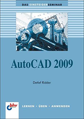 AutoCAD 2009 (bhv Einsteigerseminar)