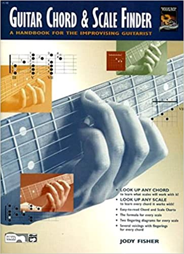 Guitar Chord & Scale Finder: A Handbook for the Improvising ...
