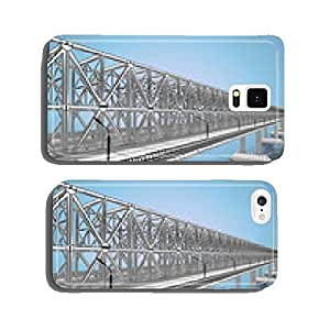 sketch bridge over the Ocean cell phone cover case iPhone6 Plus
