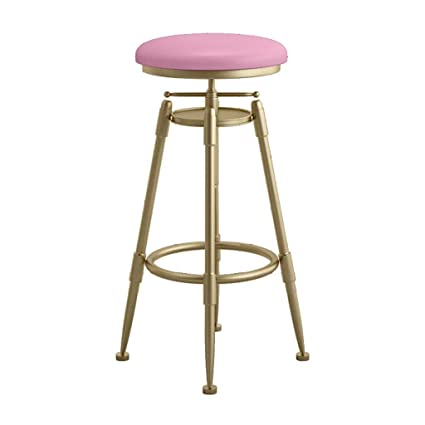 Outstanding Amazon Com Bar Stools Gold Metal Kitchen Stool Faux Pabps2019 Chair Design Images Pabps2019Com