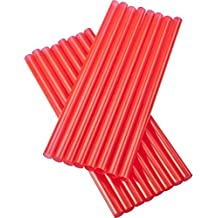 Straw, GIANT or Smoothie, PACK of 100, Red 12 inch Wrapped, D & W Fine Pack
