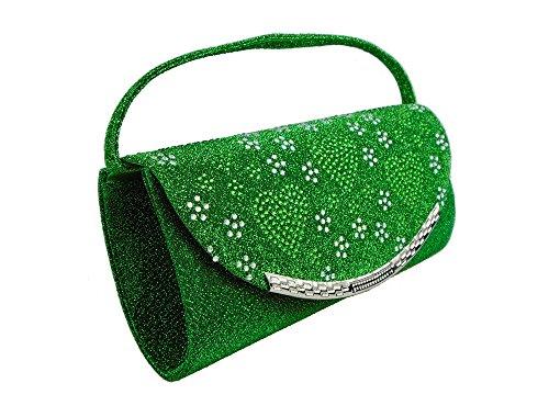 vert femme Pochettes XPGG Pochettes femme XPGG x1Pg8Oq