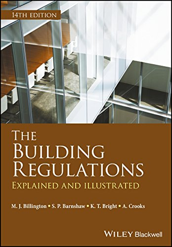 The Building Regulations: Explained and Illustrated (S & S Appliance Parts & Service Llc)