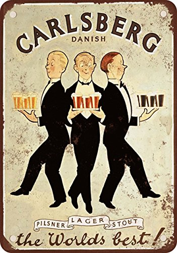 7-x-10-metal-sign-1920-carlsberg-beer-vintage-look-reproduction