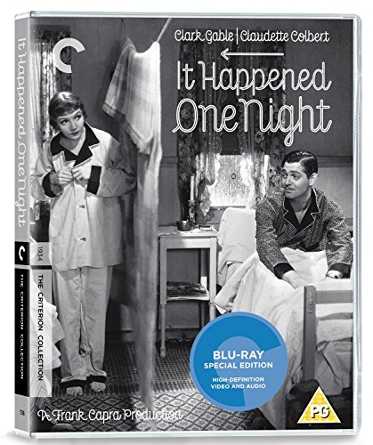 It Happened One Night [Criterion Collection] [Blu-ray] [1934]