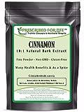 Cinnamon - 10:1 Natural Bark Extract Powder, 25 kg