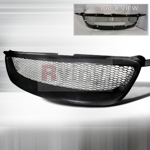 2003-2008 Toyota Corolla Jdm Mesh Front Hood Grill Grille 03 04 05 06 07 08