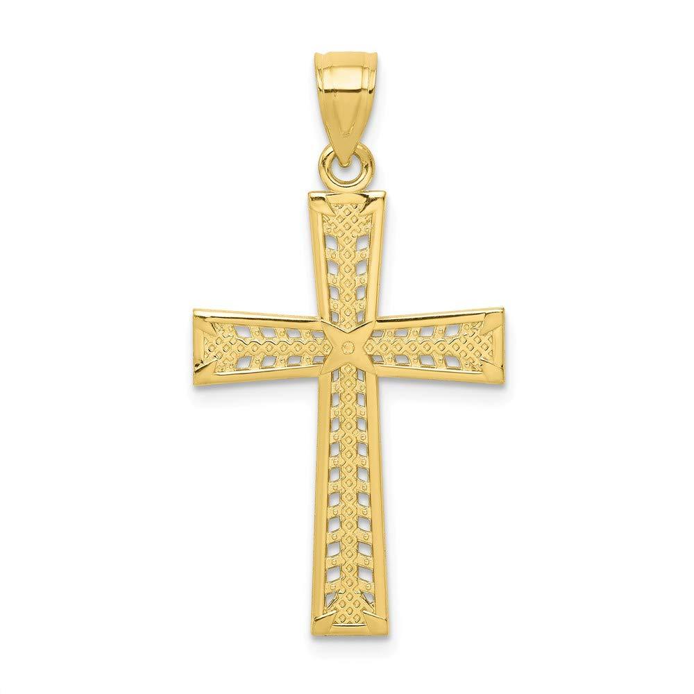 DiamondJewelryNY 14kt Gold Filled St Placidus Pendant