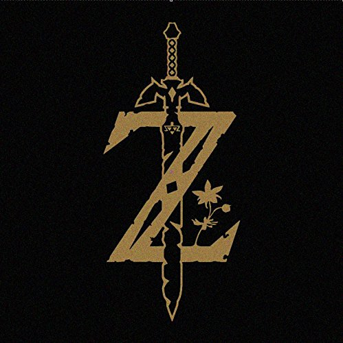 Legend of Zelda Breath of The Wild Logo Gold Decal Sticker (Cars, laptops, Windows) Stick' emAll Vinyl Decals