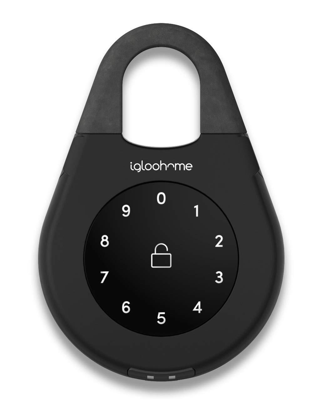 Igloohome Smart Keybox 2 - Storage Lockbox for Keys - Grant & Control Access Remotely - Works Offline by igloohome
