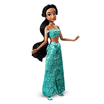 Disney Store Princess Jasmine Classic Doll 12quot
