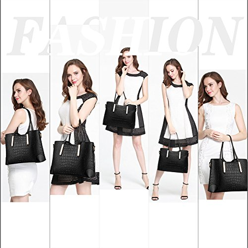 YNIQUE Satchel Purses and Handbags for Women Shoulder Tote Bags Wallets by YNIQUE (Image #7)