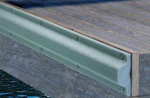 Dock Edge Boat Shield Extruded Polyethylene Foam Bumper, 48'' - Grey by Dock Edge (Image #2)